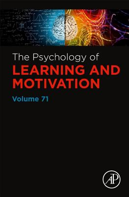 The Psychology of Learning and Motivation-cover