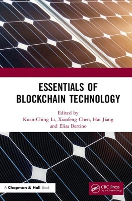 Essentials of Blockchain Technology-cover