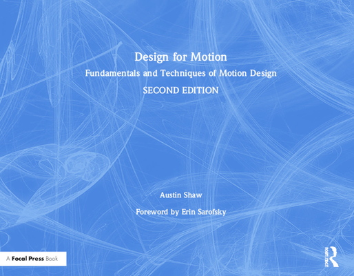 Design for Motion: Fundamentals and Techniques of Motion Design-cover