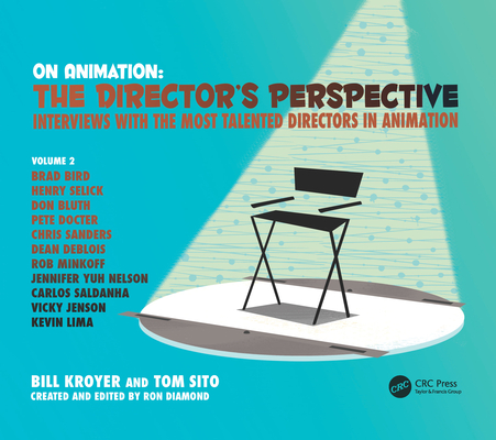 On Animation: The Director's Perspective Vol 2-cover