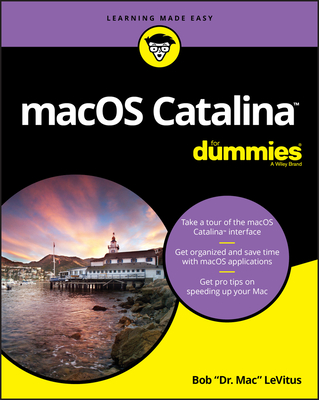 macOS Catalina For Dummies-cover