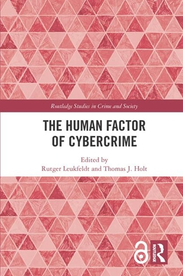 The Human Factor of Cybercrime-cover