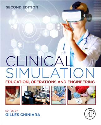 Clinical Simulation: Education, Operations and Engineering-cover