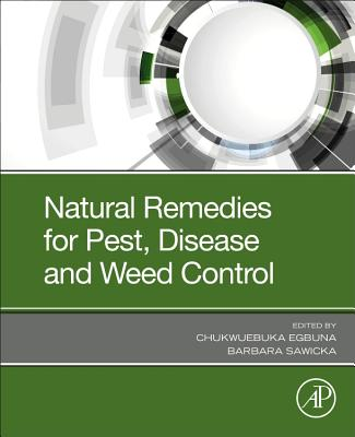 Natural Remedies for Pest, Disease and Weed Control-cover