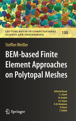 Bem-Based Finite Element Approaches on Polytopal Meshes-cover