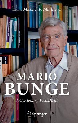 Mario Bunge: A Centenary Festschrift-cover