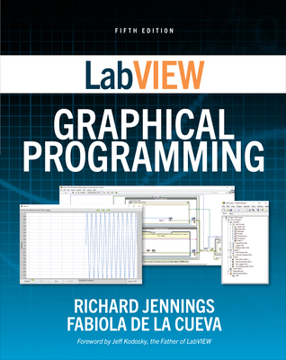 LabVIEW Graphical Programming, 5/e (Paperback)-cover
