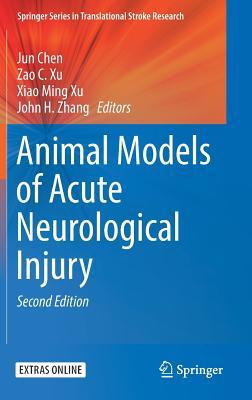 Animal Models of Acute Neurological Injury-cover