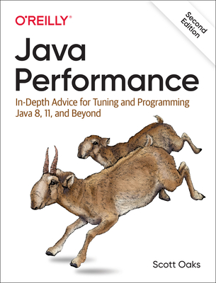 Java Performance: In-Depth Advice for Tuning and Programming Java 8, 11, and Beyond 2/e-cover