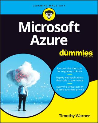Microsoft Azure for Dummies-cover