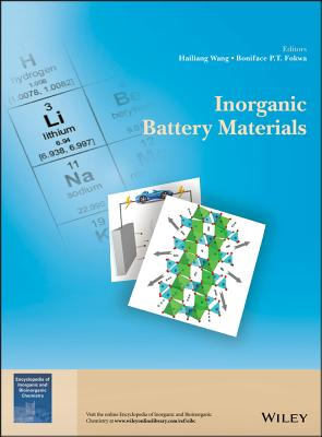 Inorganic Battery Materials-cover