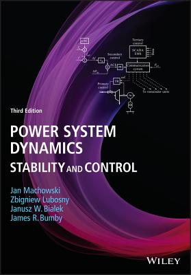 Power System Dynamics: Stability and Control-cover