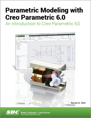 Parametric Modeling with Creo Parametric 6.0-cover