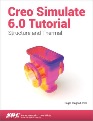 Creo Simulate 6.0 Tutorial-cover
