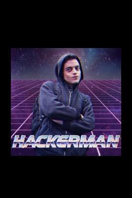 Hackerman: Hacker Notebook-cover
