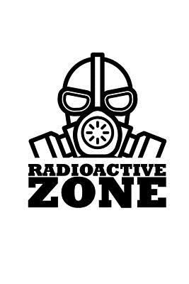 Radioactive Zone: Discret Password Logbook to Protect Usernames and Passwords - For Internet Websites and Services-cover