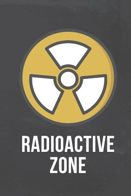Radioactive Zone: Password Log Book to Protect Usernames and Passwords - With A-Z Tabs-cover