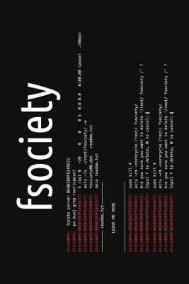 Fsociety: Hacker Notebook