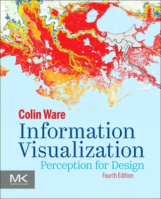 Information Visualization: Perception for Design-cover