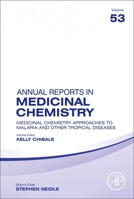 Medicinal Approaches to Malaria and Other Tropical Disease, Part 2-cover