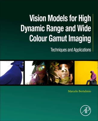 Vision Models for High Dynamic Range and Wide Colour Gamut Imaging (Paperback)-cover