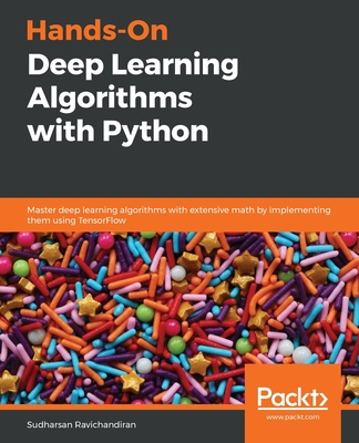 Hands-On Deep Learning Algorithms with Python-cover