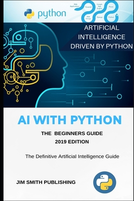 AI With Python For Beginners: Artificial Intelligence With Python.-cover