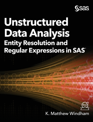 Unstructured Data Analysis: Entity Resolution and Regular Expressions in SAS9-cover