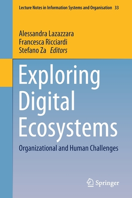 Exploring Digital Ecosystems: Organizational and Human Challenges-cover