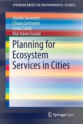 Planning for Ecosystem Services in Cities-cover