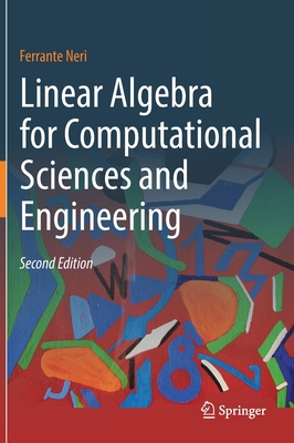 Linear Algebra for Computational Sciences and Engineering-cover