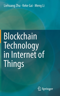 Blockchain Technology in Internet of Things-cover