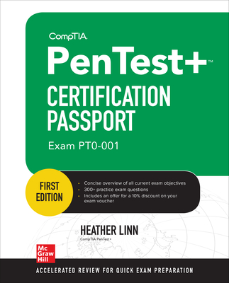 CompTIA PenTest+ Certification Passport (Exam PT0-001)-cover