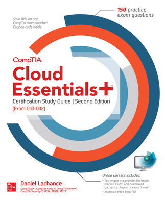 CompTIA Cloud Essentials+ Certification Study Guide, Second Edition-cover