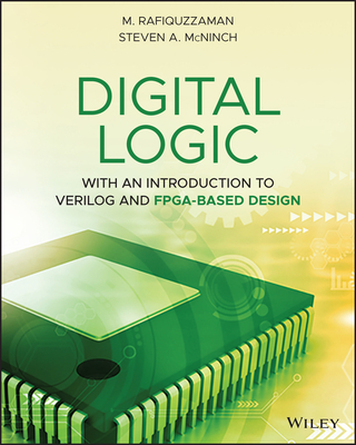 Digital Logic: With an Introduction to Verilog and FPGA-Based Design (English) 1st-cover