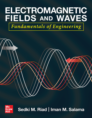 Electromagnetic Fields and Waves: Fundamentals of Engineering-cover