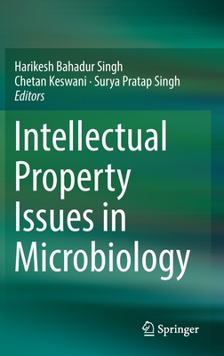 Intellectual Property Issues in Microbiology-cover
