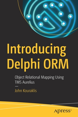 Introducing Delphi Orm: Object Relational Mapping Using Tms Aurelius-cover