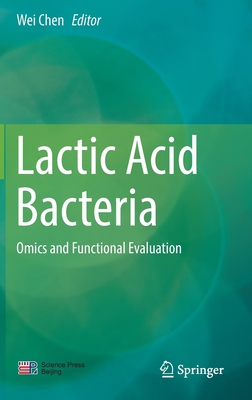 Lactic Acid Bacteria: Omics and Functional Evaluation-cover
