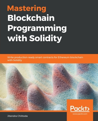 Mastering Blockchain Programming with Solidity-cover