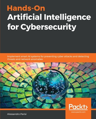 Hands-On Artificial Intelligence for Cybersecurity-cover