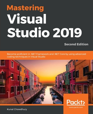 Mastering Visual Studio 2019-cover