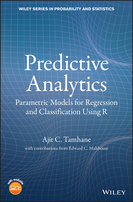 Regression for Predictive Analytics: Parametric and Nonparametric Regression-cover