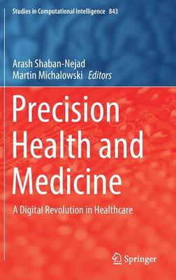 Precision Health and Medicine: A Digital Revolution in Healthcare-cover