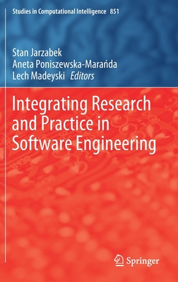 Integrating Research and Practice in Software Engineering-cover
