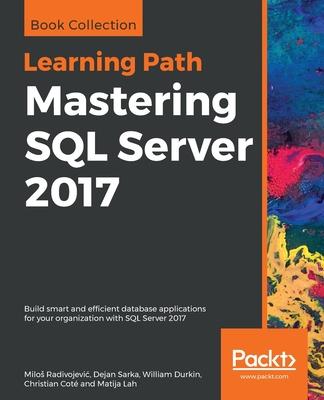 Mastering SQL Server 2017-cover