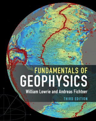 Fundamentals of Geophysics (Paperback)-cover