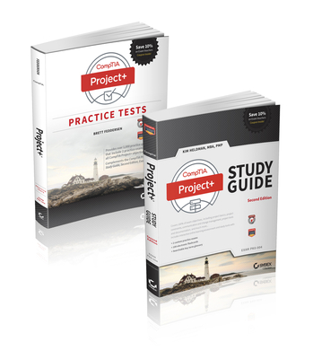 Comptia Project+ Certification Kit: Exam Pk0-004-cover