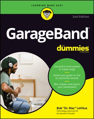 GarageBand for Dummies-cover