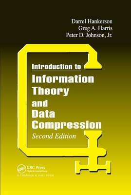 Introduction to Information Theory and Data Compression, Second Edition-cover